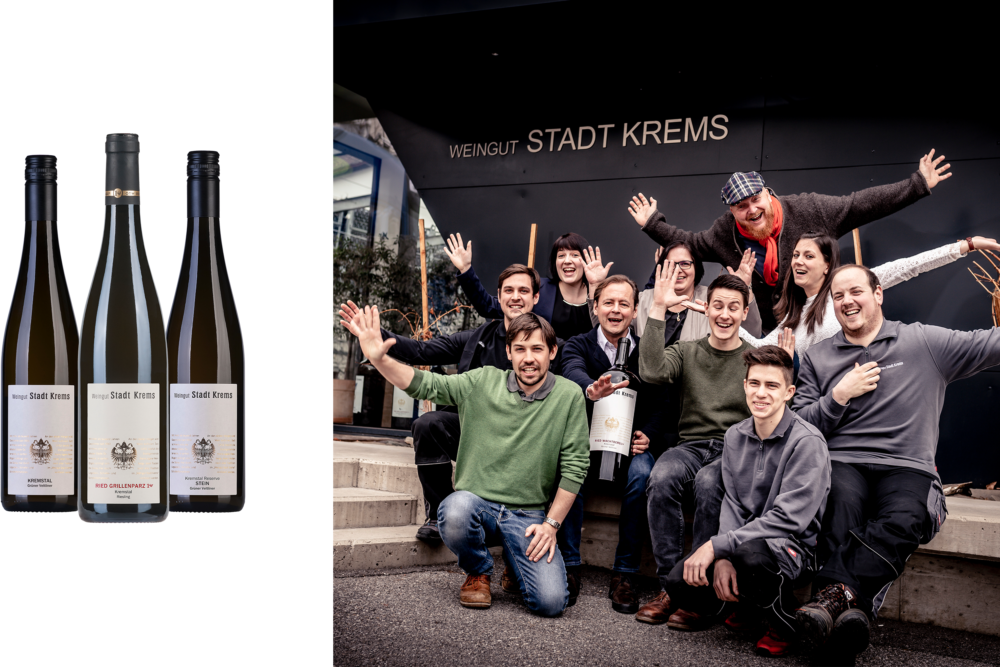 ÖTW Tour de Vin Virtuel - Stadt Krems 2020
